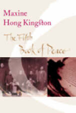 The Fifth Book of Peace SIGNED by Maxine Hong Kingston