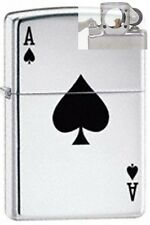 Zippo 24011 lucky ace Lighter with PIPE INSERT PL