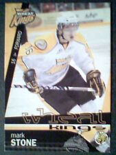 MARK STONE  09/10 AUTHENTIC PRE-ROOKIE CARD