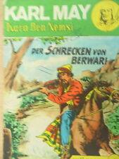 1 x Comic - Karl May  - Nr. 17 -Kara Ben Nemsi -  Lehning