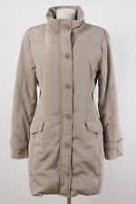 TOMMY HILFIGER Mantel Gr. XL / 42 Daunenmantel Kurzmantel Puffer Down Coat