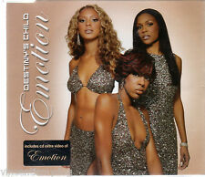 DESTINY'S CHILD - EMOTION (3 tracks + video CD single)