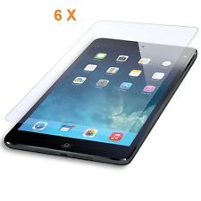6 x CRYSTAL CLEAR SCREEN PROTECTOR GUARD FILM COVER FOR APPLE IPAD 2 3 & 4