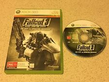 Fallout 3 Game Add On Pack the Pitt and Operation - Microsoft Xbox 360 Game
