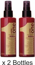 2x UNIQ ONE BY Revlon The All In One Hair Treatment 150ml