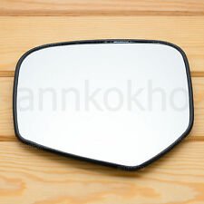 2005–2015 Mitsubishi L200 Triton Strada side view door mirror glass lens left