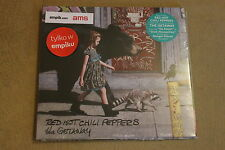 Red Hot Chilli Peppers - The Getaway CD Polish Stickers