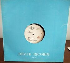 "Depeche Mode It's Called A Heart 12"" Promo For D.J.'s Only Ricordi  EX"