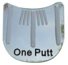 One Putt Golf Ball Marker - Package of 2 - Unique Line it up design