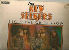 EUROVISION NEW SEEKERS LP ALBUM BEG STEAL OR BORROW