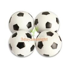 New 4pcs 32mm Plastic Soccer Table Foosball Ball Football Fussball