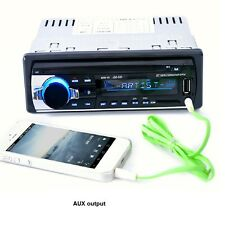 Auto Radio Bluetooth Handsfree Support Stereo FM Radio MP3 Audio Player Design