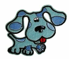"""Blues Clues Dog Figure 2"""" Tall Embroidered Costume Patch"""