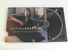 RetroSpective: The Best Of Suzanne Vega by Suzanne Vega (2005) CD