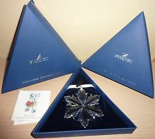 Swarovski Christmas Ornament ~ 2014 Annual Snowflake