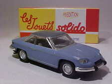 Panhard 24CT 1964 Solido 1/43 Diecast Mint in Numbered Box