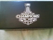 This is a brand new Stanley Cup Champs LA Kings Box 2014-15