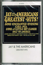 Greatest Hits by Jay & the Americans (Cassette) BRAND NEW FACTORY SEALED