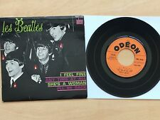 45T THE BEATLES - I FEEL FINE - EXCELLENT ETAT - SOE 3760