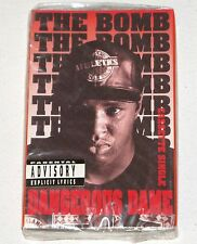 "DANGEROUS DAME The Bomb SEALED TAPE CASSETTE 1991 Random Rap G FUNK T-CAP 12"" lp"