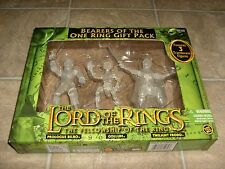 The Lord of the Rings BEARERS OF THE ONE RING GIFT PACK BILBO GOLLUM FRODO MISB