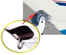 SCUFFBUSTER S/S BOW GUARD- 02638- Notched version. Boats, RIBs, PWC & Jetskis