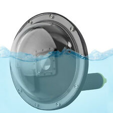 Underwater Camera Lens Waterproof Cover Dome Port Drving Housing