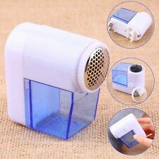 Mini Electric Fuzz Cloth Pill Lint Remover Wool Sweater Fabric Shaver Trimmer KN