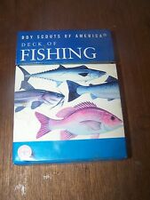 Deck of Fishing 40 Different Kinds of Fish and How to Reel them in NEW