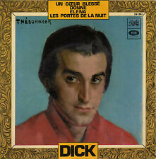 DICK RIVERS DONNE FRENCH ORIG EP PAUL PIOT
