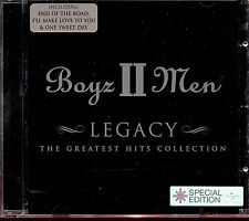 Boyz II Men / Legacy - The Greatest Hits