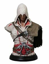 Assassins Creed Bust Legacy Collection: Ezio Auditore BRAND NEW