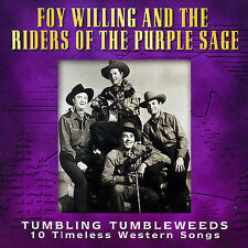 NEW - Tumbling Tumbleweeds:  10 Timeless Western Songs