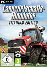 Landwirtschafts-Simulator 2013 - Titanium Edition (PC, 2013, Eurobox)