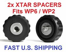 US Shipping: 2x XTAR WP2 WP6 MP2 MP1s Battery Charger Spacer Adapters