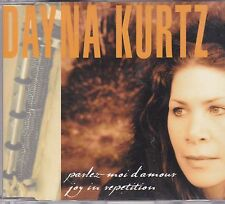 Dyna Kurtz-Parlez Moi Damour cd maxi single