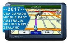 Garmin nuvi 255W GPS 2017 US CANADA MEXICO MIDDLE EAST AUSTRALIA N ZEALAND 8GB