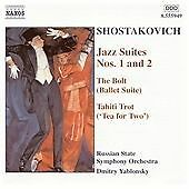 Shostakovich: Jazz Suites Nos. 1 & 2; The Bolt Suite; Tahiti Trot (CD 2002)