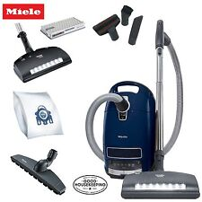Miele Marin C3 Complete Canister Vacuum Cleaner - HEPA Filtration - Auto Suction