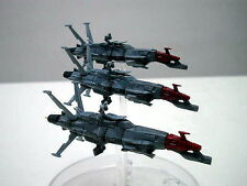 Star Blazers Yamato Mechanical Collection P.2 SMALL UNMANNED BATTLESHIP (EDF)
