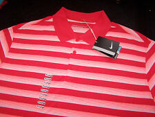 NIKE GOLF -TECH VENT POLY GOLF POLO NWT - XL - STYLE 639710 - TOUR PERFORMANCE