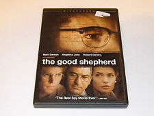 The Good Shepherd DVD, Widescreen Edition, With 16 Minutes Of Deleted Scenes!