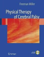 Physical Therapy of Cerebral Palsy-ExLibrary