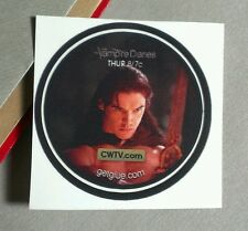 The VAMPIRE DIARIES KOL ORIGINALS IN PAST CLOAK GET GLUE STICKER