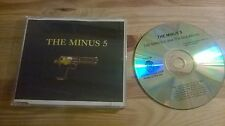 CD Indie The Minus 5 - The Minus 5 (13 Song) Promo COOKING VINYL sc