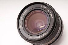 Yashica Lens DSB 2,8/28mm für Yashica/Contax