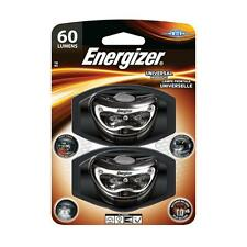 Energizer 2-Pack LED Universal Headlight 60 Lumens 104-69833