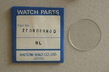Seiko 270N08GN00 Vetro Crystal Glass Uhrenglas Verre Original NOS per 5P32-6A50