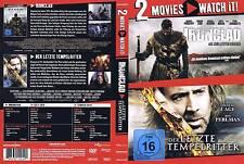 Ironclad + Der letzte Tempelritter Insgesamt fünf Stunden Laufzeit! 2 neue DVD!