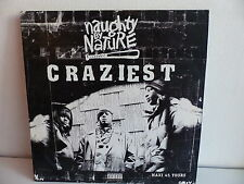 """MAXI 12"""" NAUGHTY BY NATURE Craziest 579233 1"""
